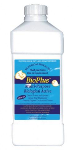 Bio Plus™Multi-Purpose Biological Cleaner and Deodoriser 1 L